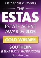 ESTAS Gold Award