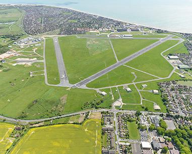Daedalus Airfield